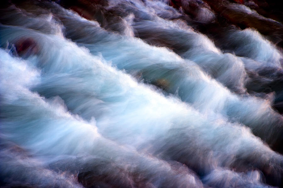 Rushing Photograph  - Rushing Fine Art Print