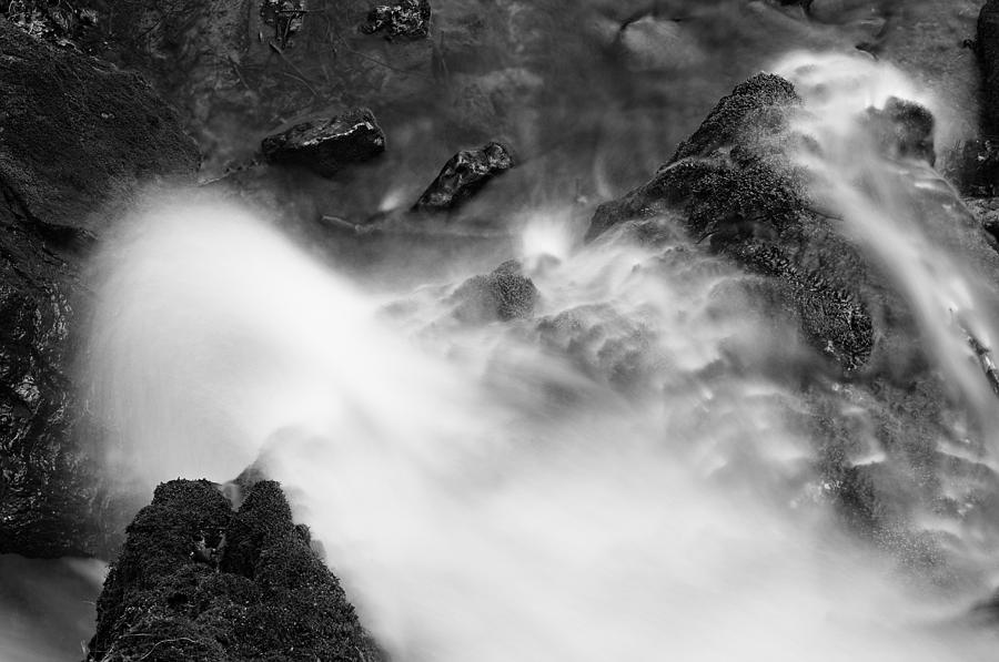 Rushing Waterfall Photograph  - Rushing Waterfall Fine Art Print