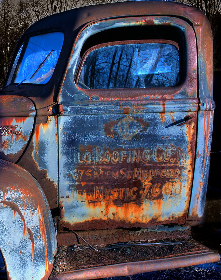 Rust Never Sleeps Photograph