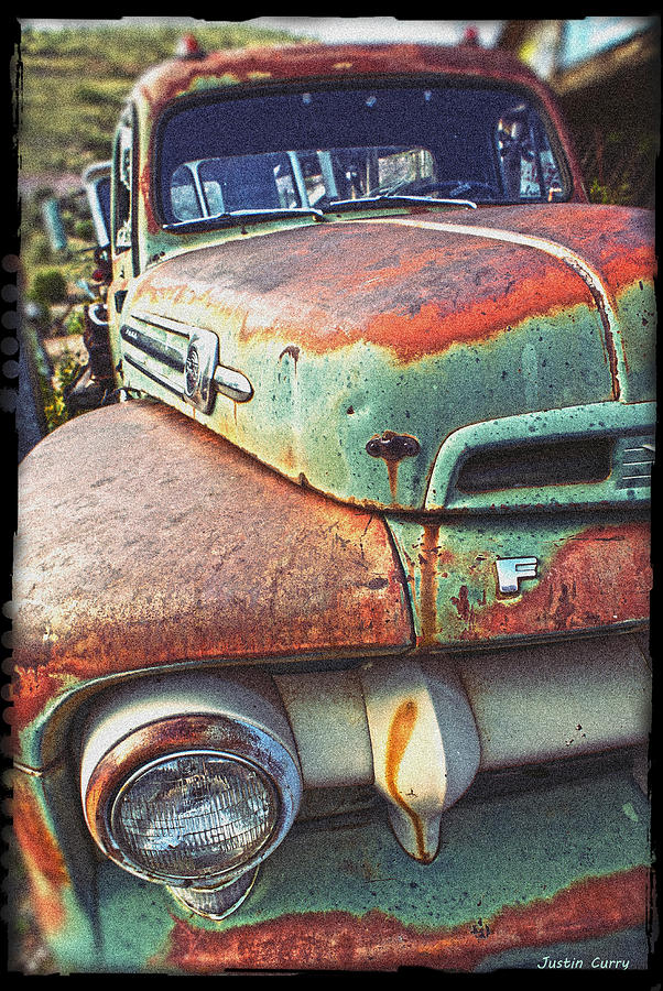 Rust Or Bust Photograph