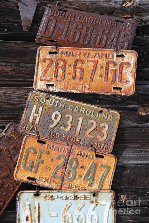 Rusted States Photograph