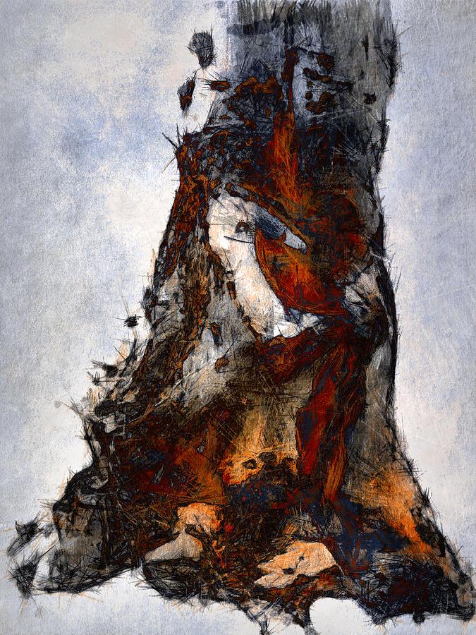 Rusted Digital Art