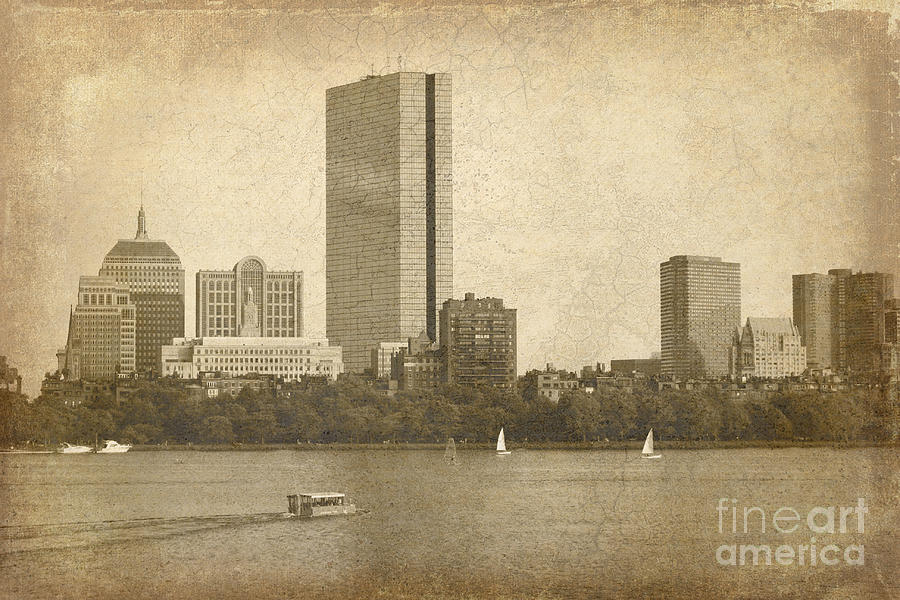 Rustic Boston Photograph