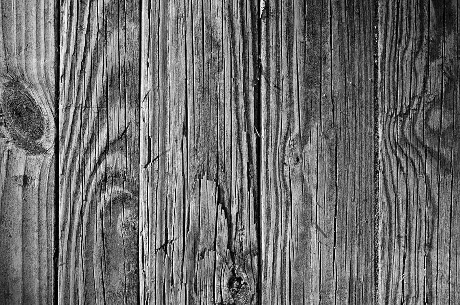 rustic wood grain photograph by luke moore