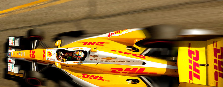 Ryan Hunter-reay Photograph