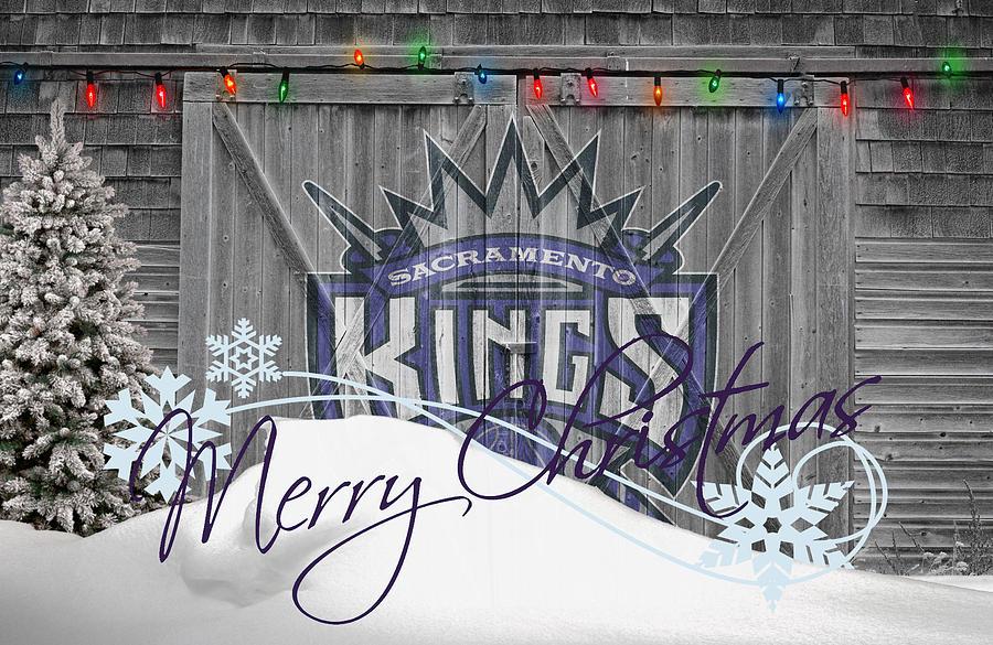 Kings Photograph - Sacramento Kings by Joe Hamilton