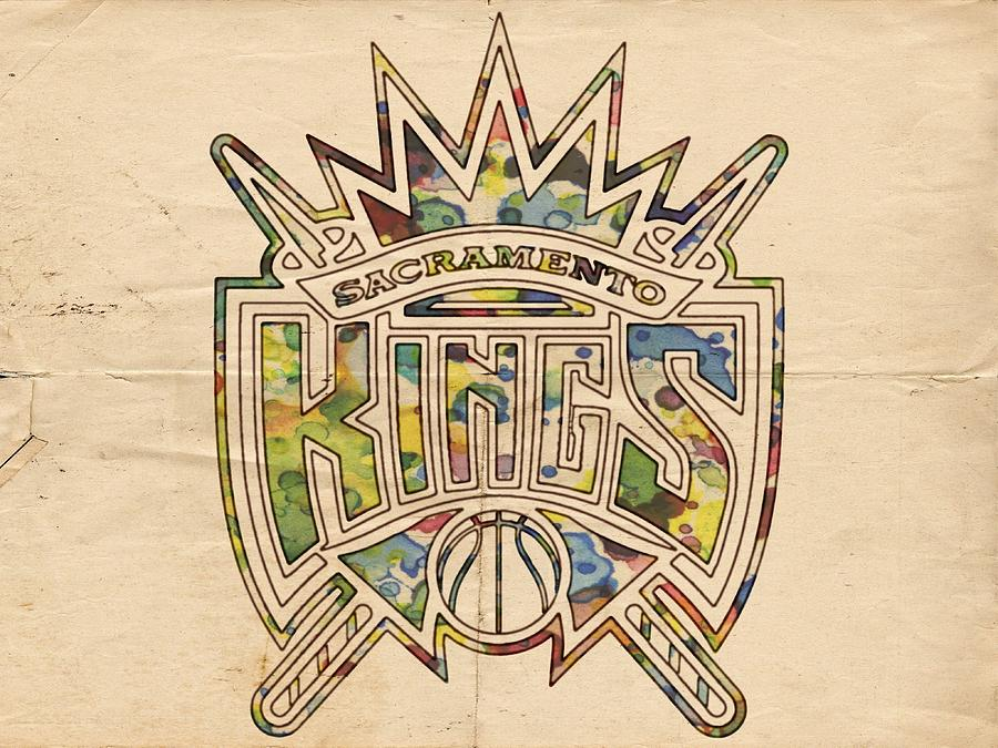 Sacramento Kings Poster Art Painting