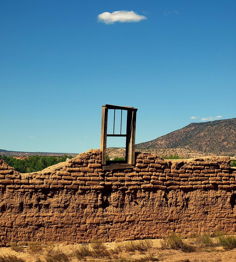 Sacred Window Photograph
