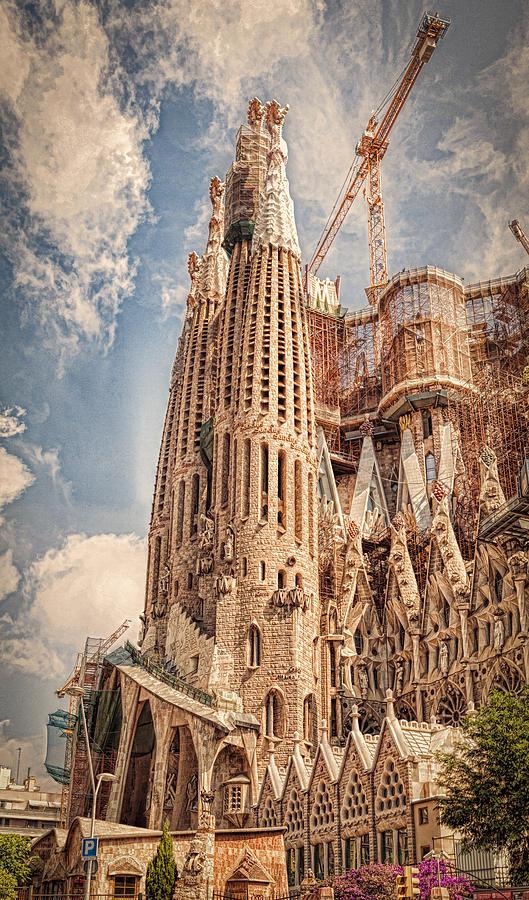Sagrada Familia Photograph