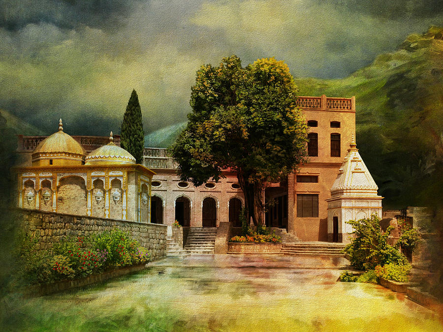 Saidpur Village Painting