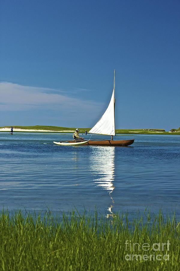 Sailboat Photograph - Sail by Amazing Jules