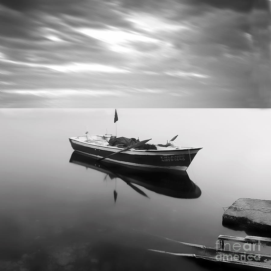 Landscape Photograph - Sail To Eternity by Talip Kaya