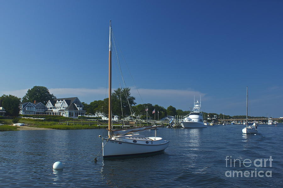 Sailboat Ride Photograph