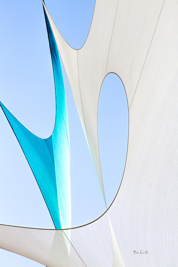 Sailcloth Abstract Number Twenty Photograph  - Sailcloth Abstract Number Twenty Fine Art Print