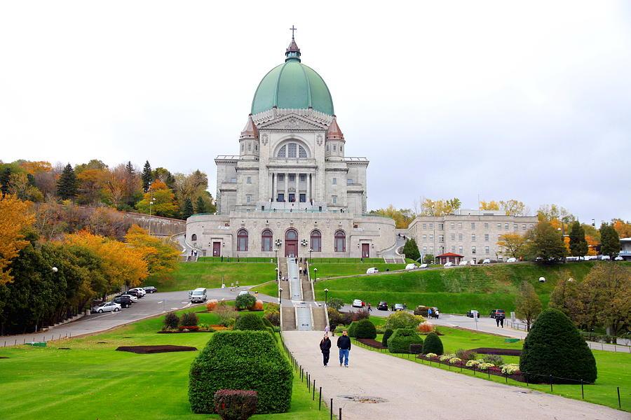 Saint Joseph Du Mont Royal Photograph