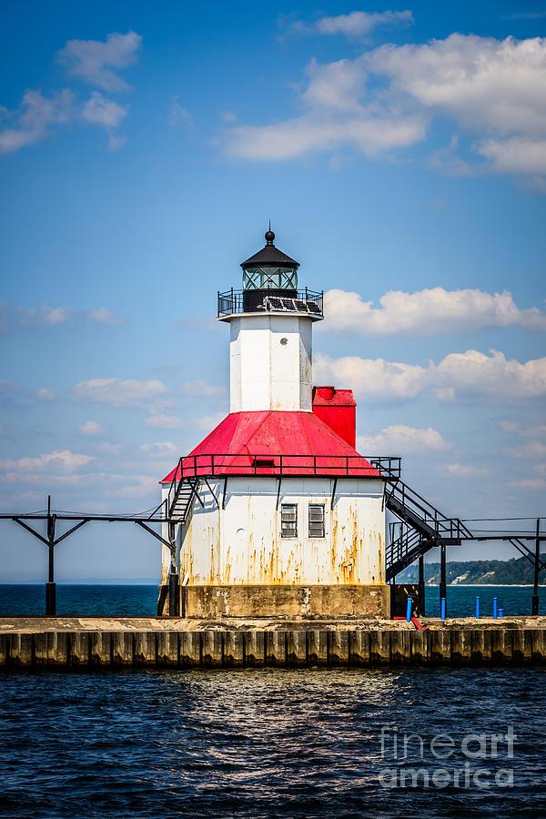 Saint Joseph Lighthouse Picture Photograph