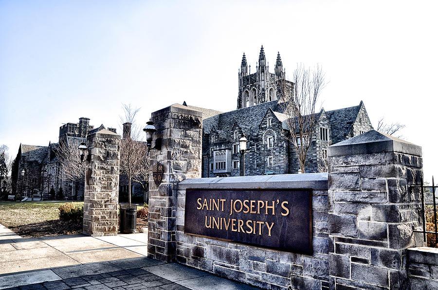Saint Josephs University Photograph