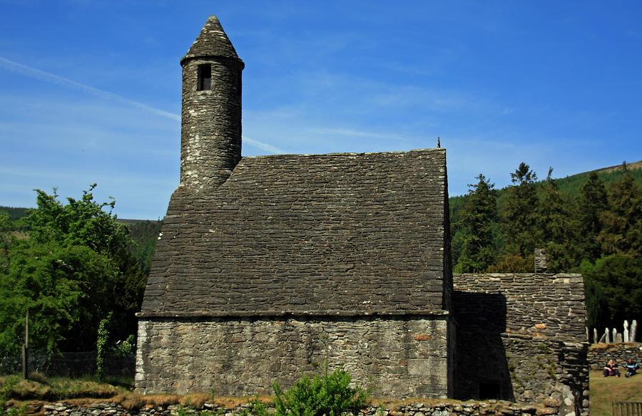 Saint Kevins Church Photograph