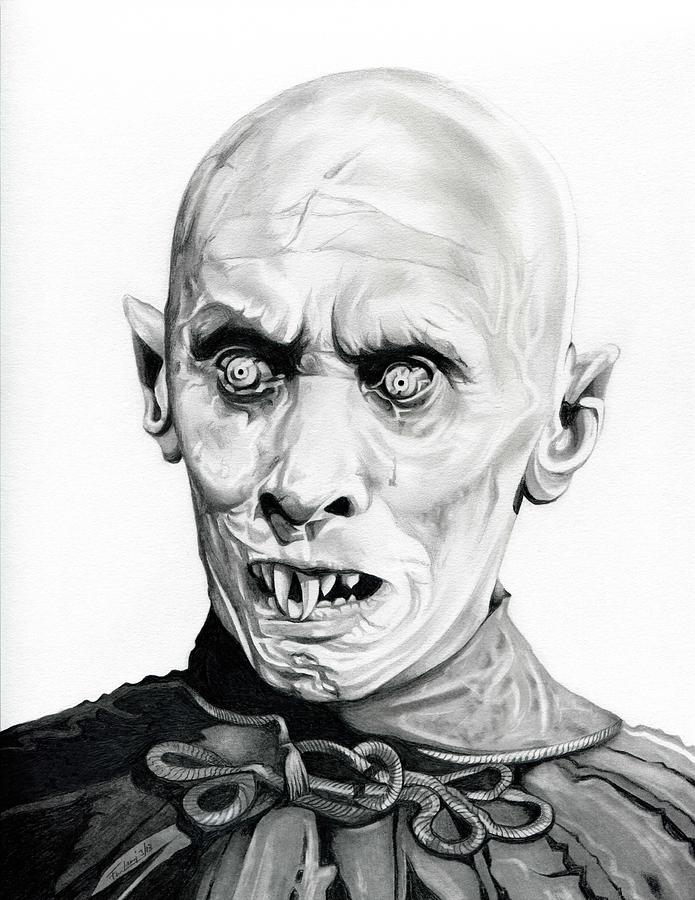 Salems Lot Drawing