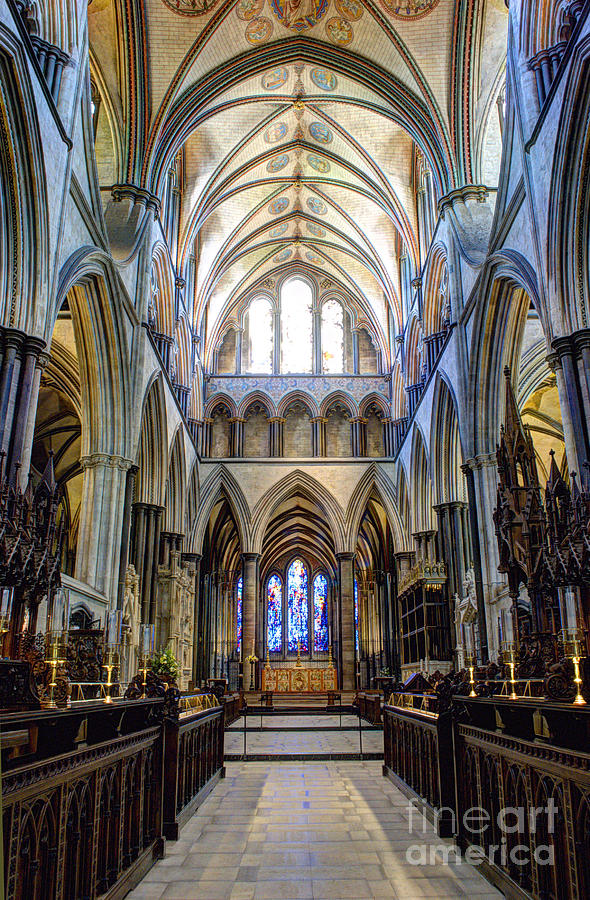 Salisbury Cathedral Photograph