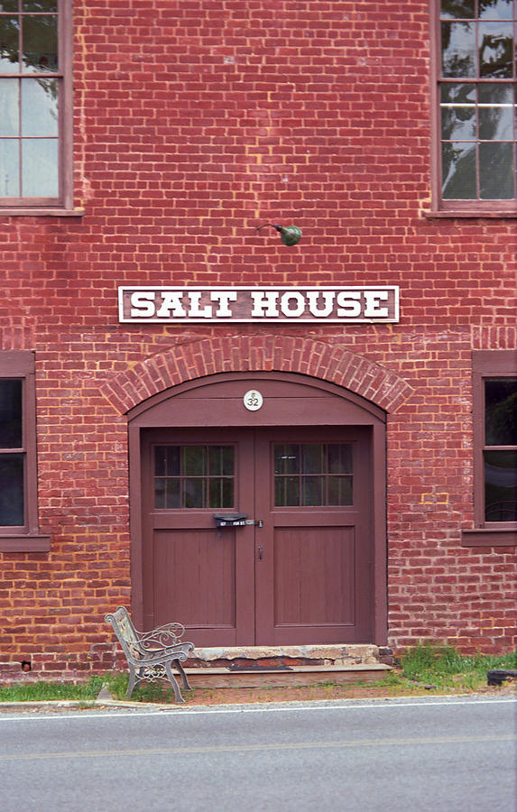 Salt House Jonesborough Tennessee Photograph