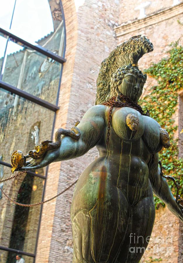Salvador Dali Museum Photograph