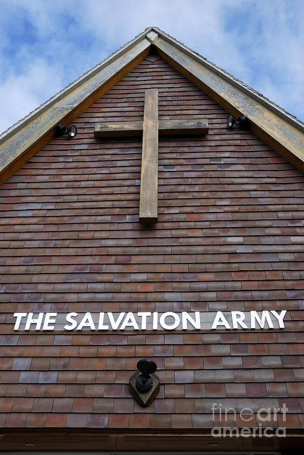 Salvation Photograph  - Salvation Fine Art Print