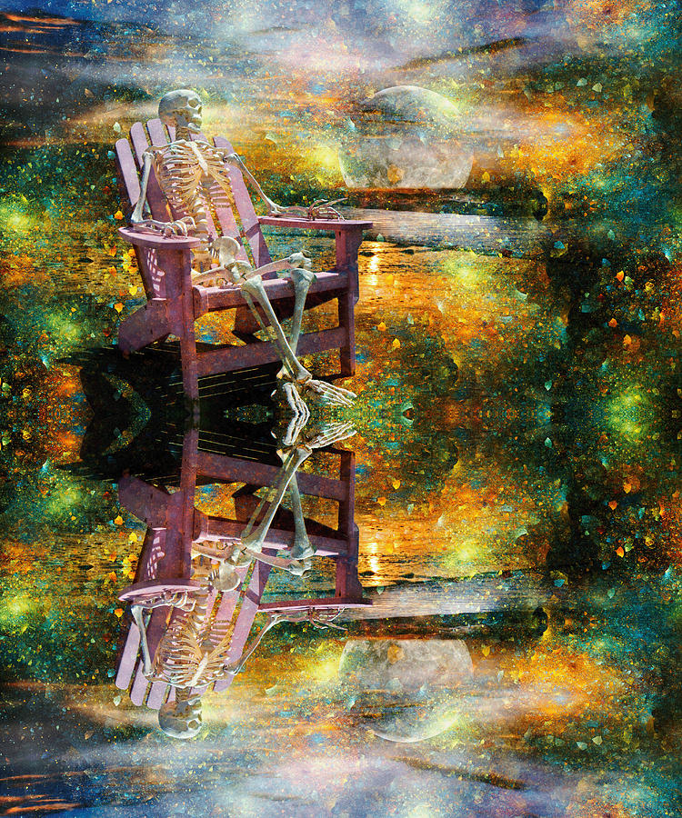 Sam Reflects On Karma Digital Art