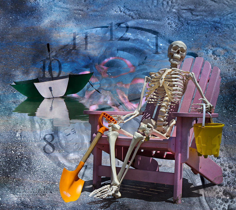 Sams Clock Digital Art