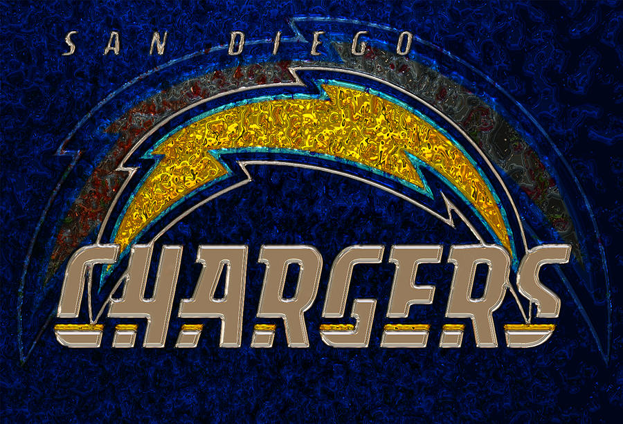San Diego Chargers By Jack Zulli
