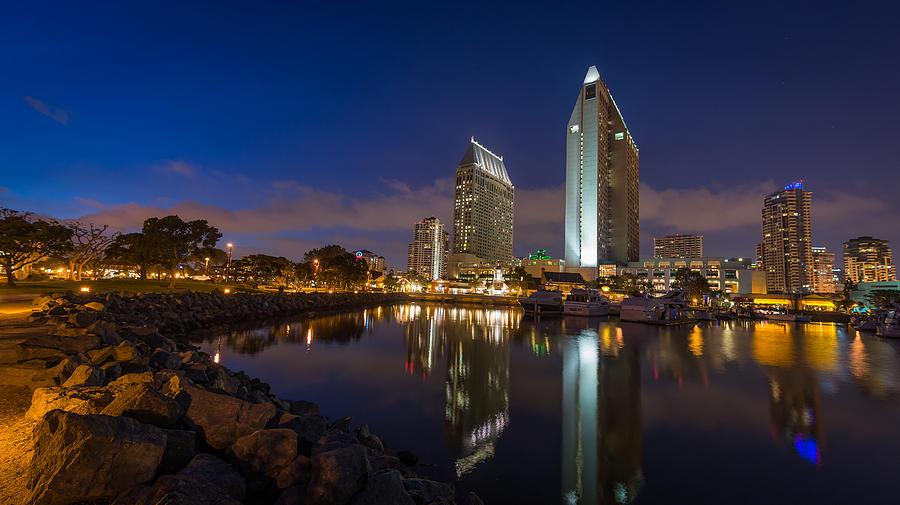 San Diego Embarcadero Photograph By Rudy Deveau