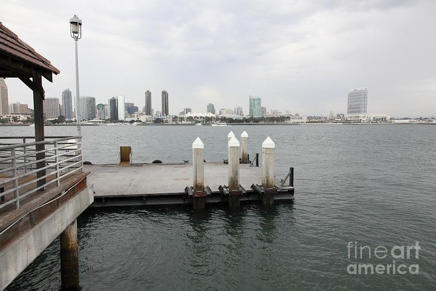 San Diego Skyline 5d24349 Photograph