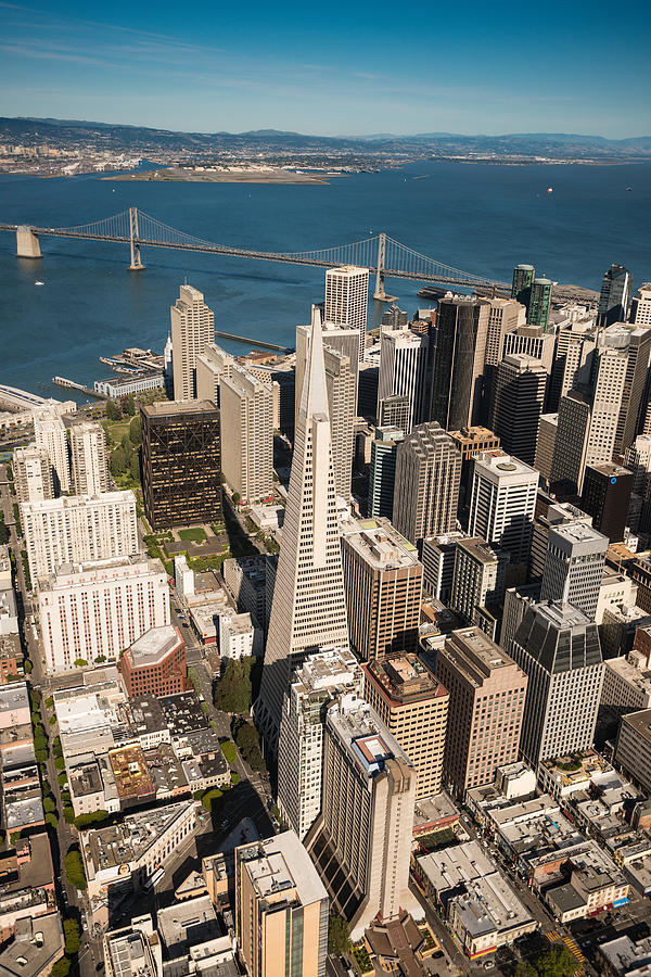San Francisco Aloft Photograph