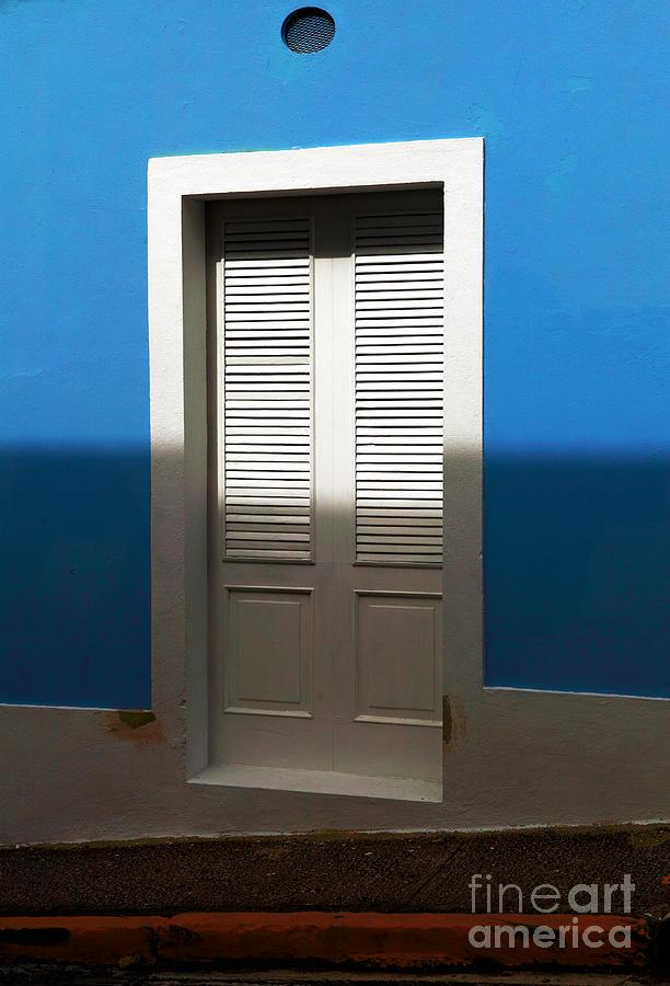 San Juan Blue Photograph