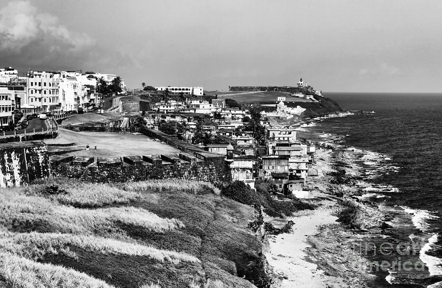 San Juan Coast Photograph - San Juan Coast by John Rizzuto