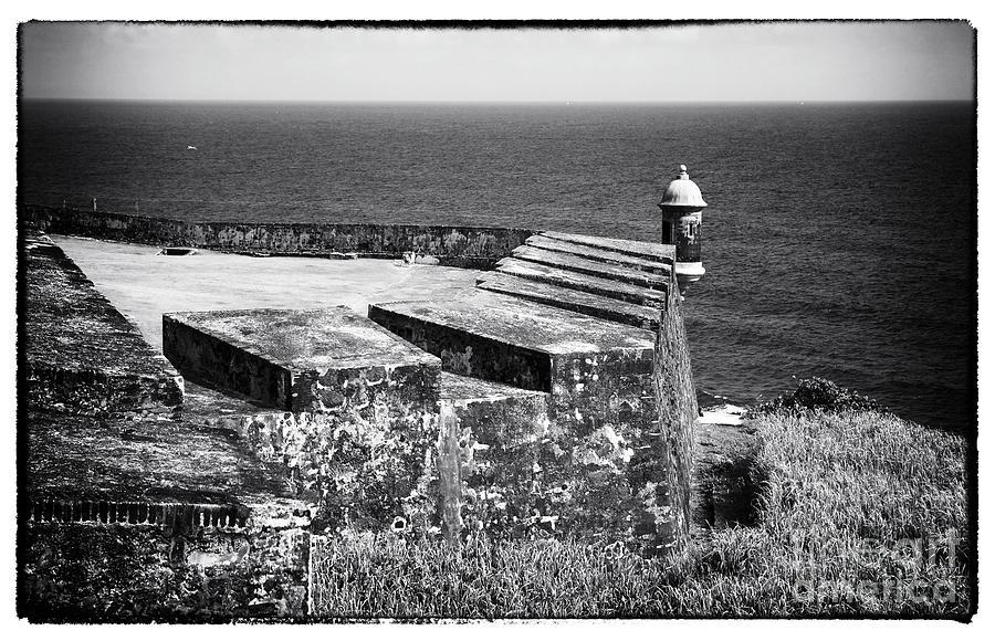 San Juan Forts Photograph