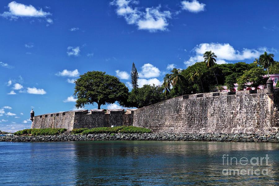 San Juan Wall Photograph