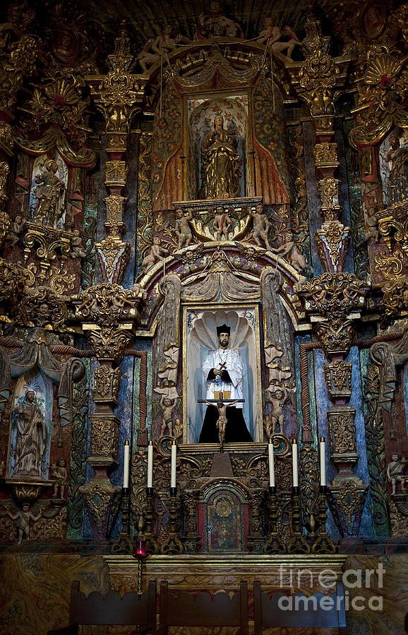 San Xavier Del Bac #13 Photograph