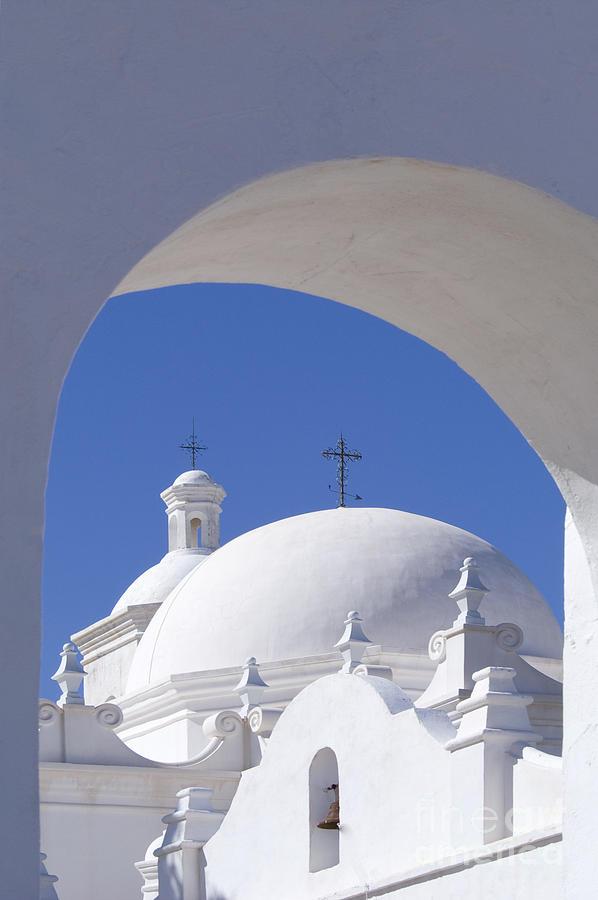 San Xavier Del Bac Photograph