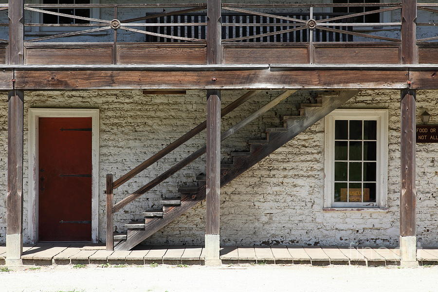 Sanchez Adobe Pacifica California 5d22656 Photograph