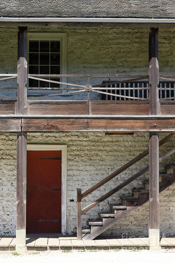 Sanchez Adobe Pacifica California 5d22657 Photograph  - Sanchez Adobe Pacifica California 5d22657 Fine Art Print