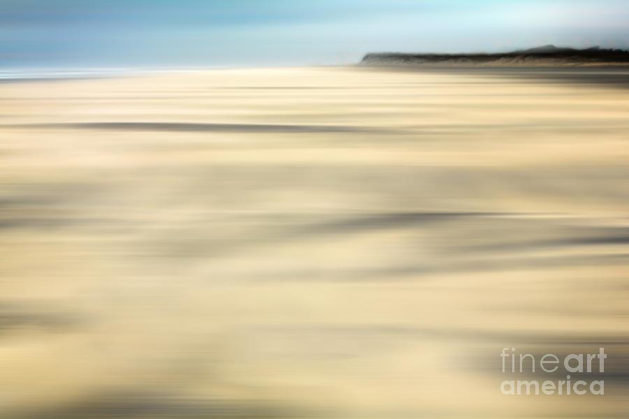 Sand - A Tranquil Moments Landscape Photograph