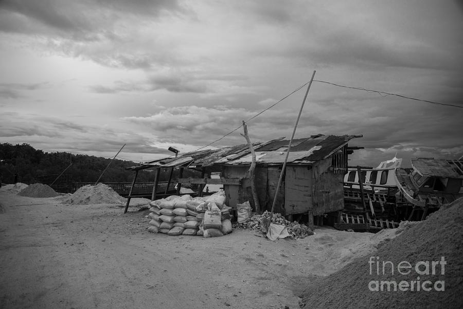 Sand Merchant  Photograph