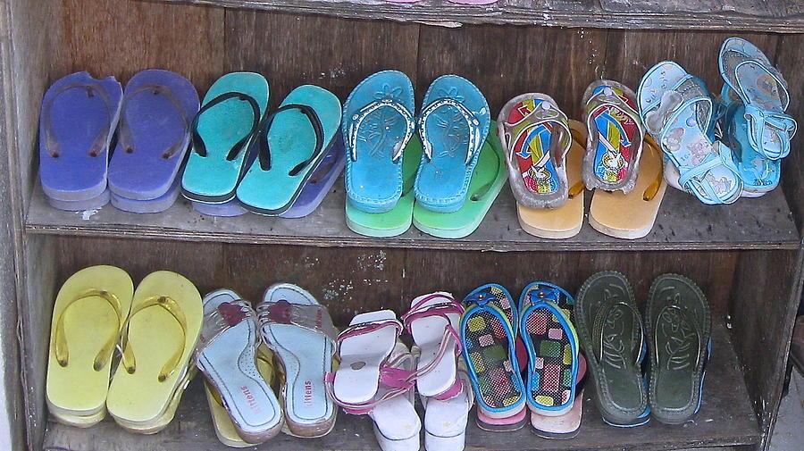 Sandals Photograph
