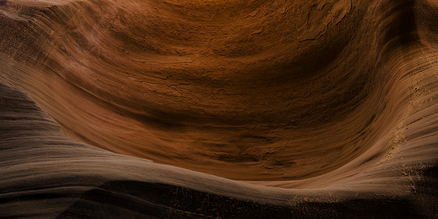 Sandstone Flow Photograph
