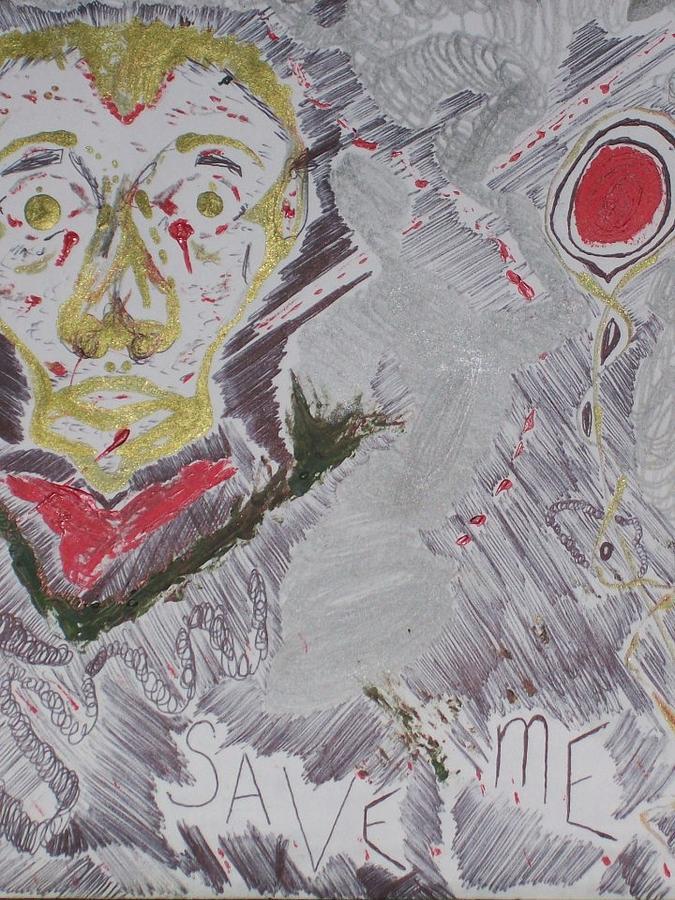 Sangoma Painting
