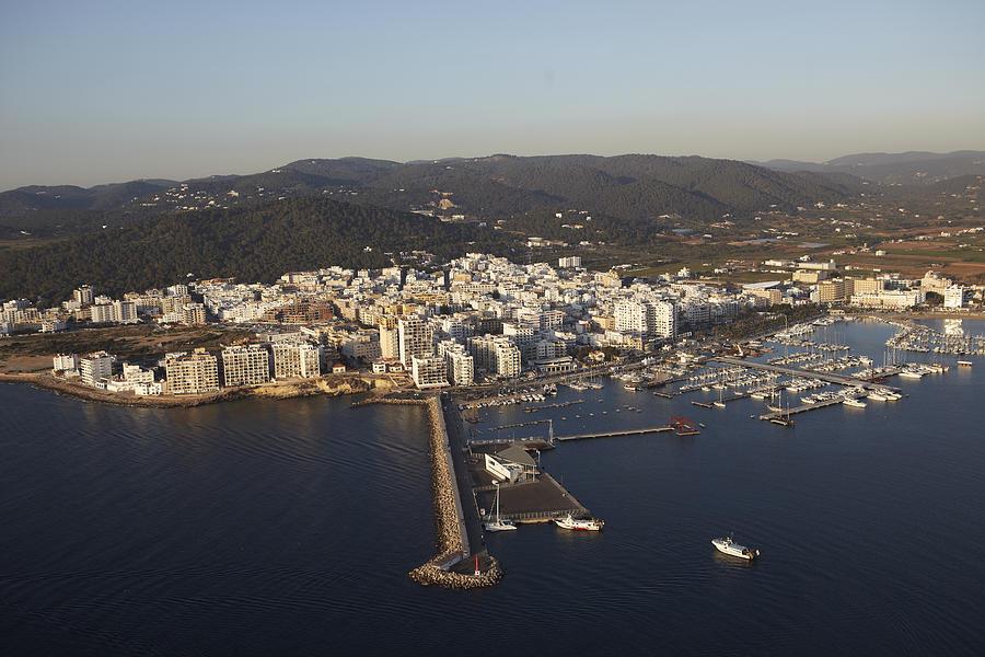 Sant Antoni De Portmany, Ibiza Photograph