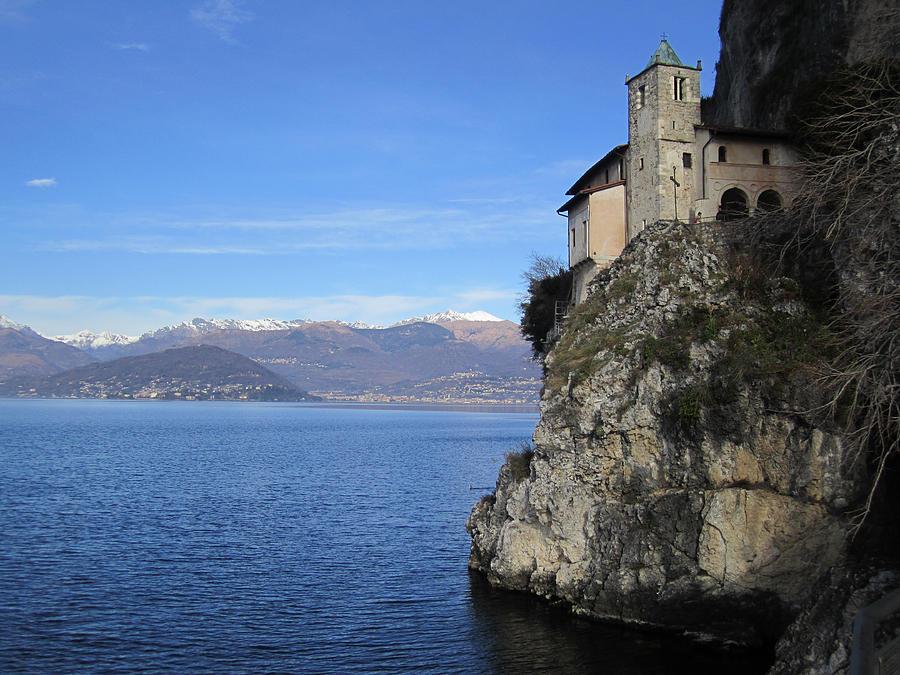 Santa Caterina - Lago Maggiore Photograph