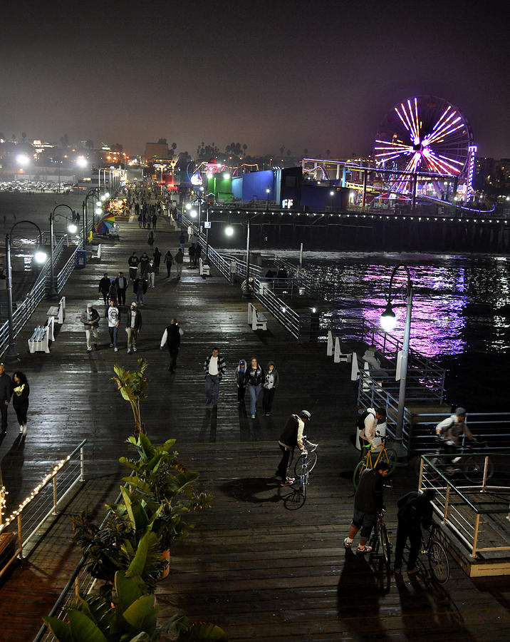 Santa Monica Photograph