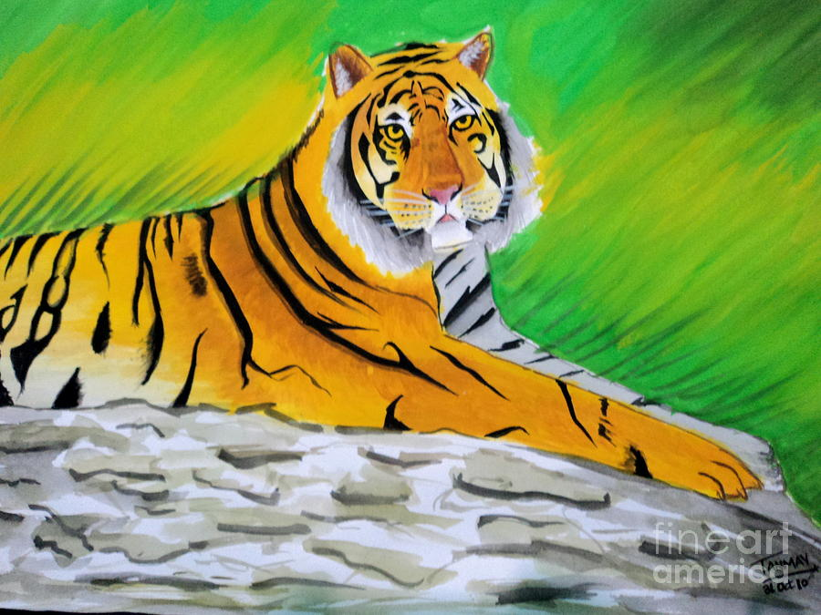 essay tiger india Members of the tiger conservation community are hailing a rise in tiger numbers in india.
